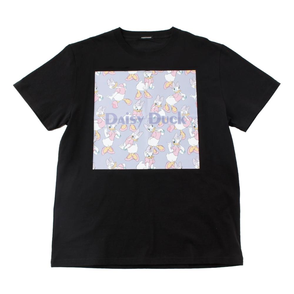 デイジーダック/柄プリントTシャツ