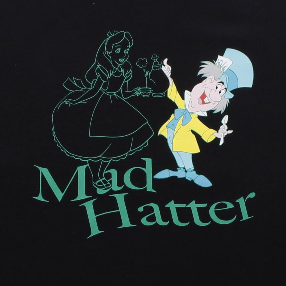 ふしぎの国のアリス/マッドハッター/Tシャツ