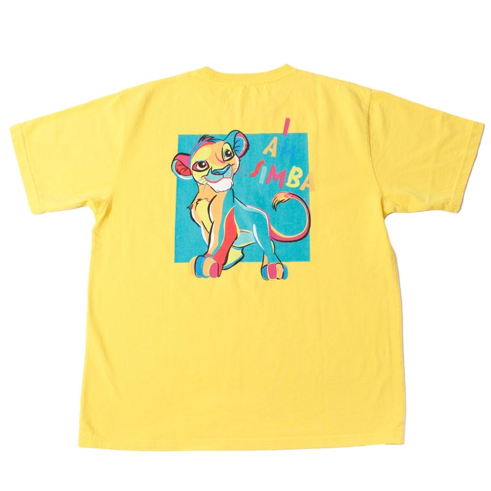 ライオン・キング/シンバ/Tシャツ(PONEYCOMB TOKYO)