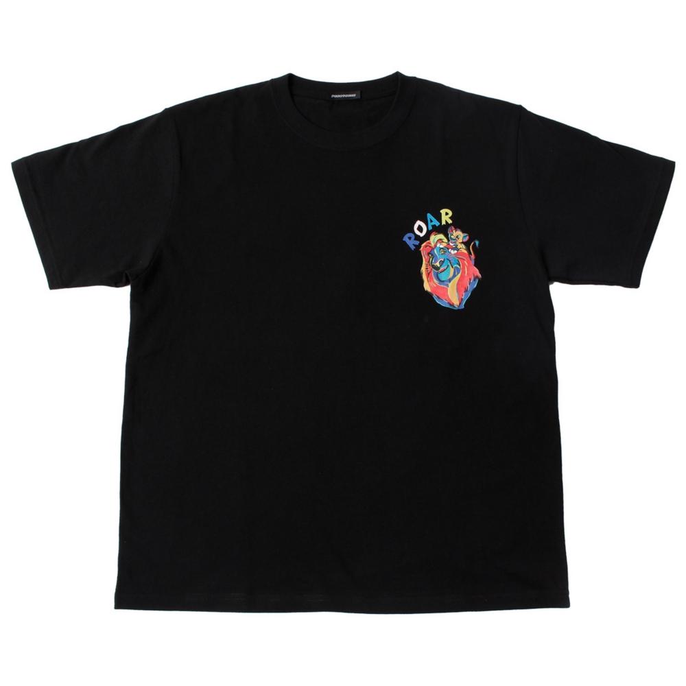 ライオン・キング/ムファサ/Tシャツ(PONEYCOMB TOKYO)