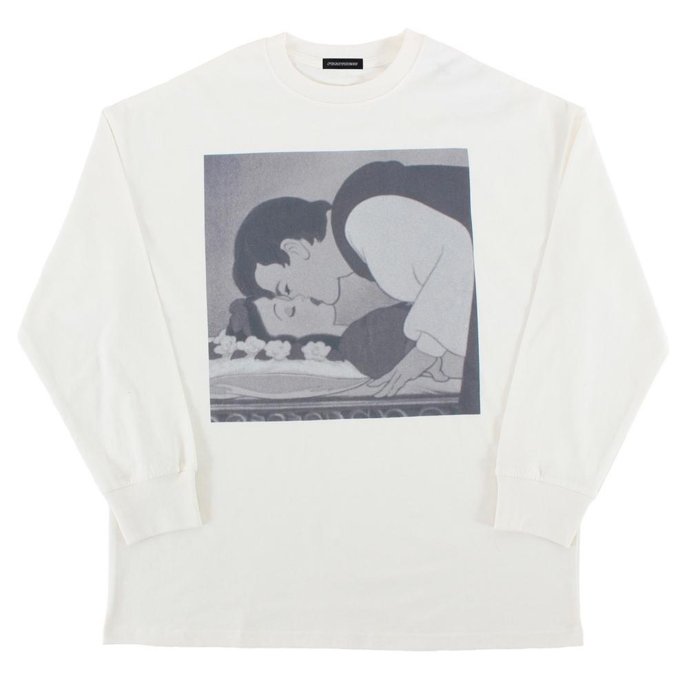 白雪姫/ロングスリーブTシャツ