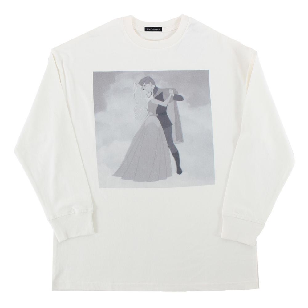 眠れる森の美女/ロングスリーブTシャツ