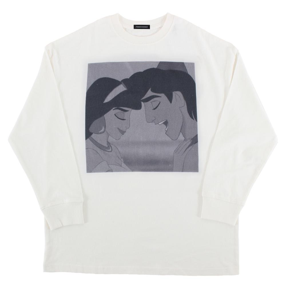 アラジン/ロングスリーブTシャツ