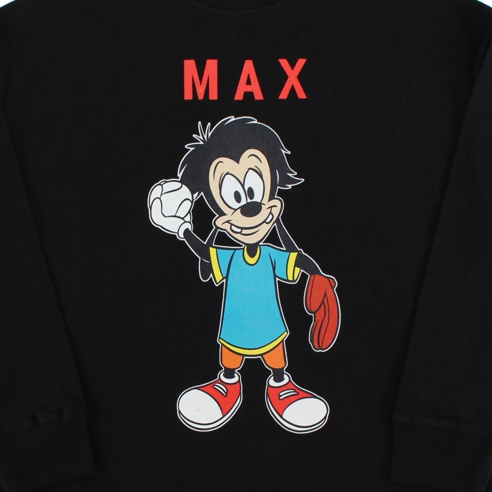 マックス/ロングスリーブTシャツ