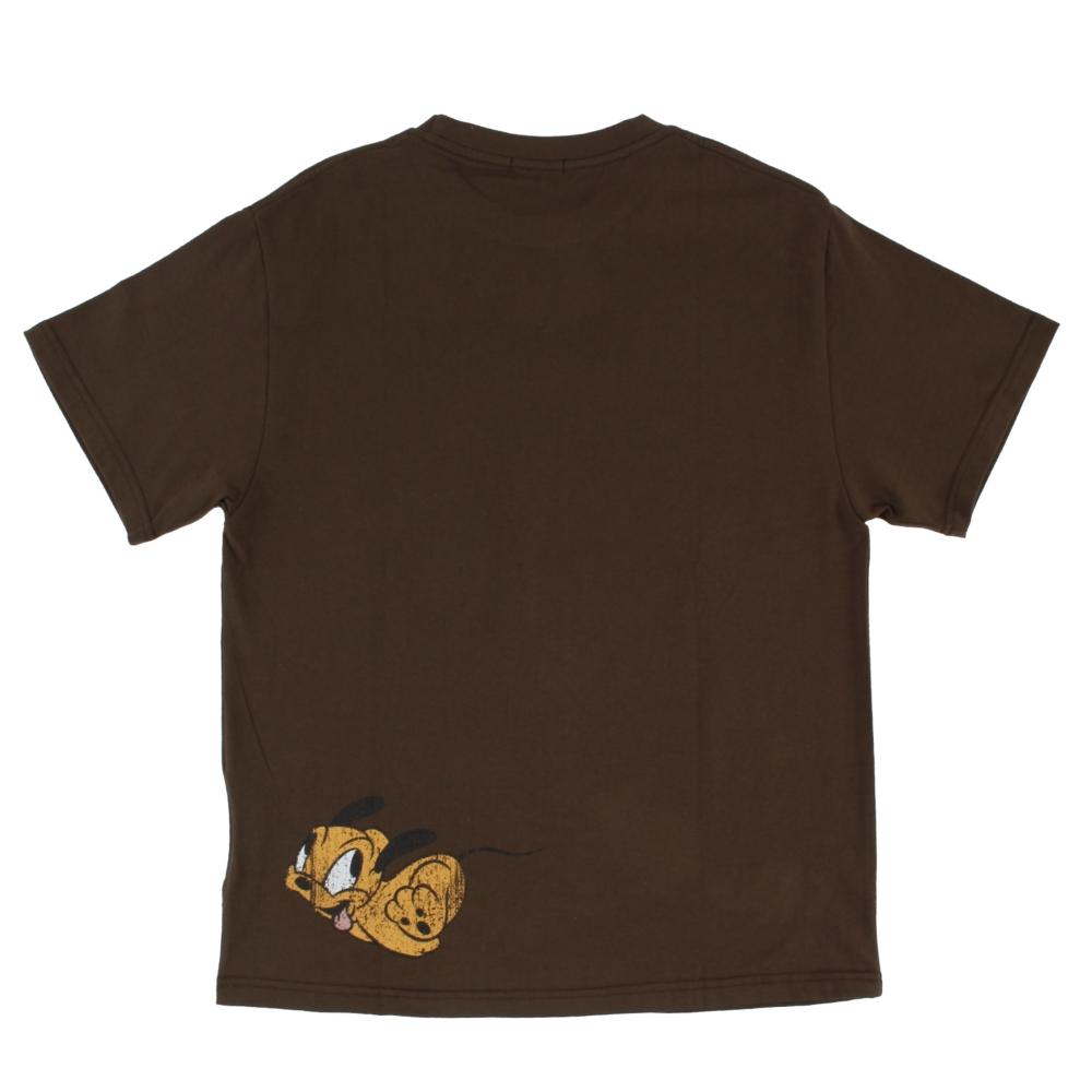 プルート&子犬/Tシャツ