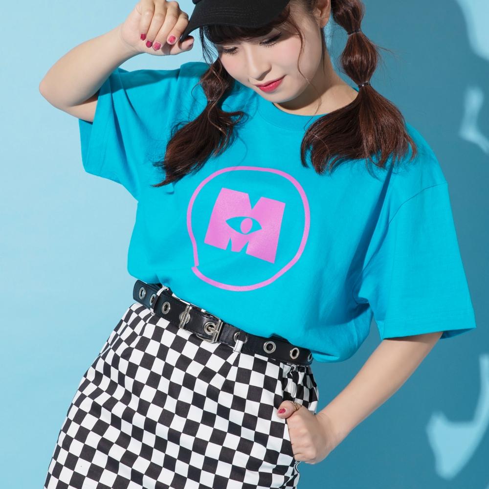 モンスターズ・インク/ロゴTシャツ