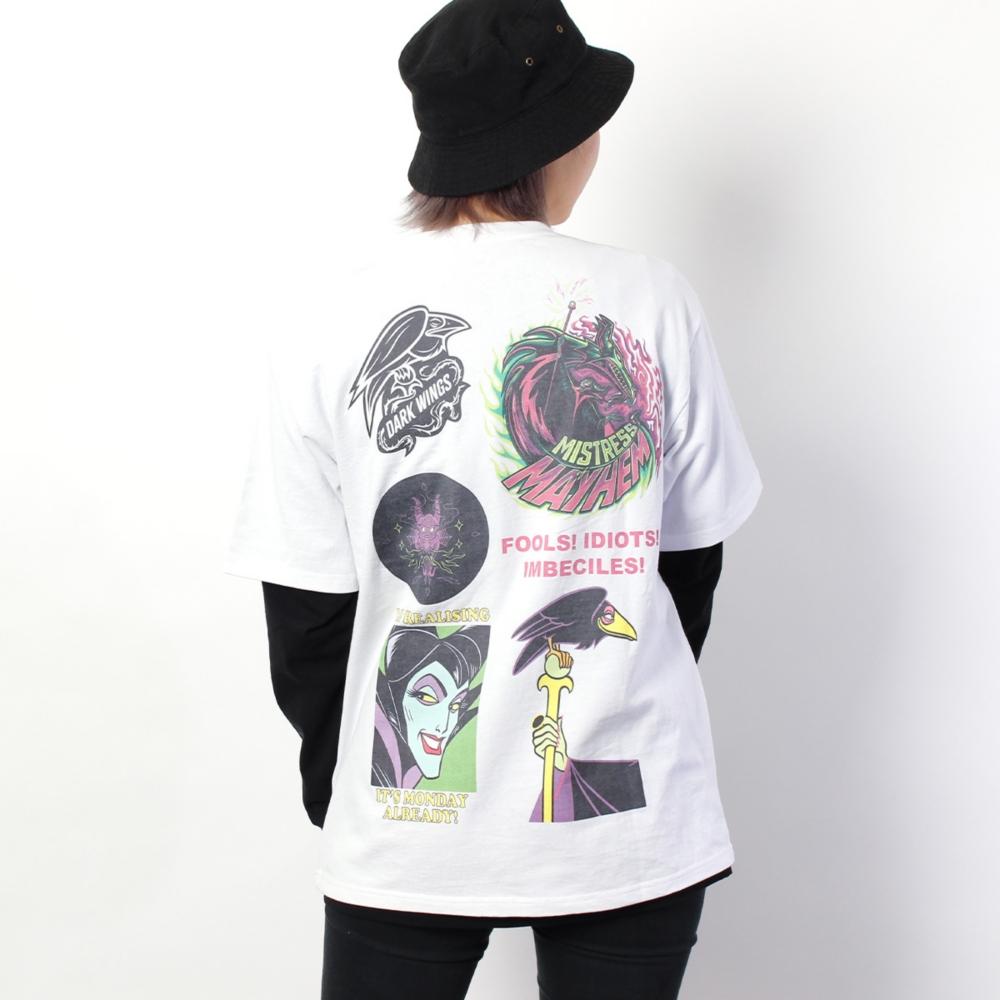 眠れる森の美女/マレフィセント/Tシャツ(PONEYCOMB TOKYO)