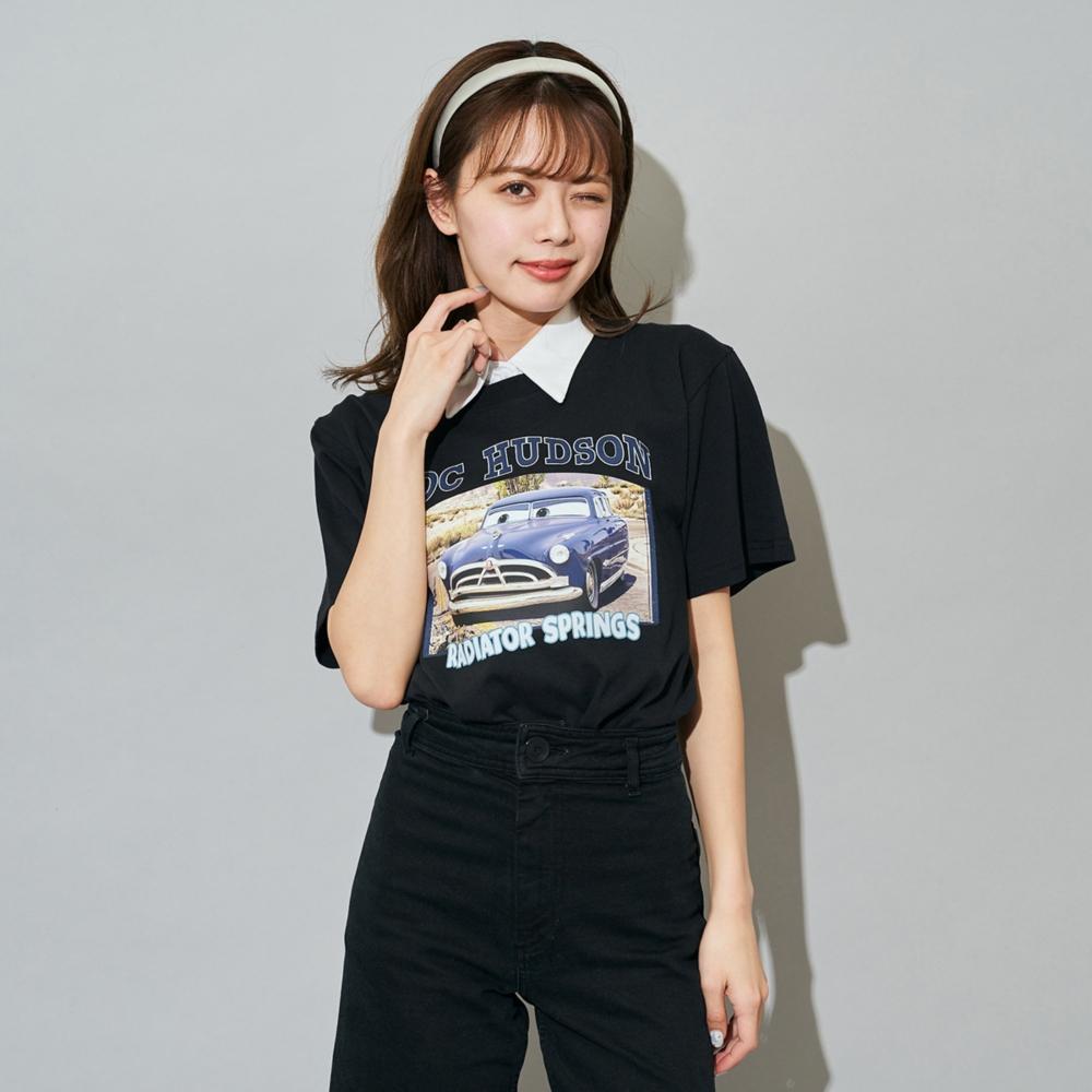 カーズ/ドック・ハドソン/Tシャツ(PONEYCOMB TOKYO)