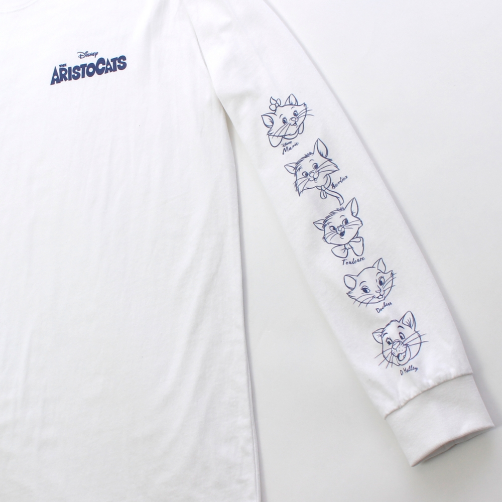 おしゃれキャット/ロングスリーブTシャツ