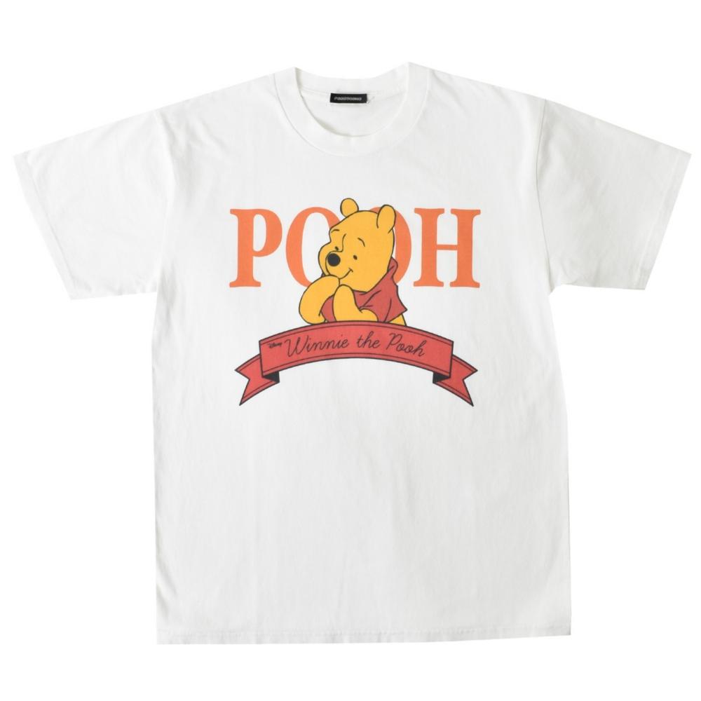 くまのプーさん/プー/Tシャツ
