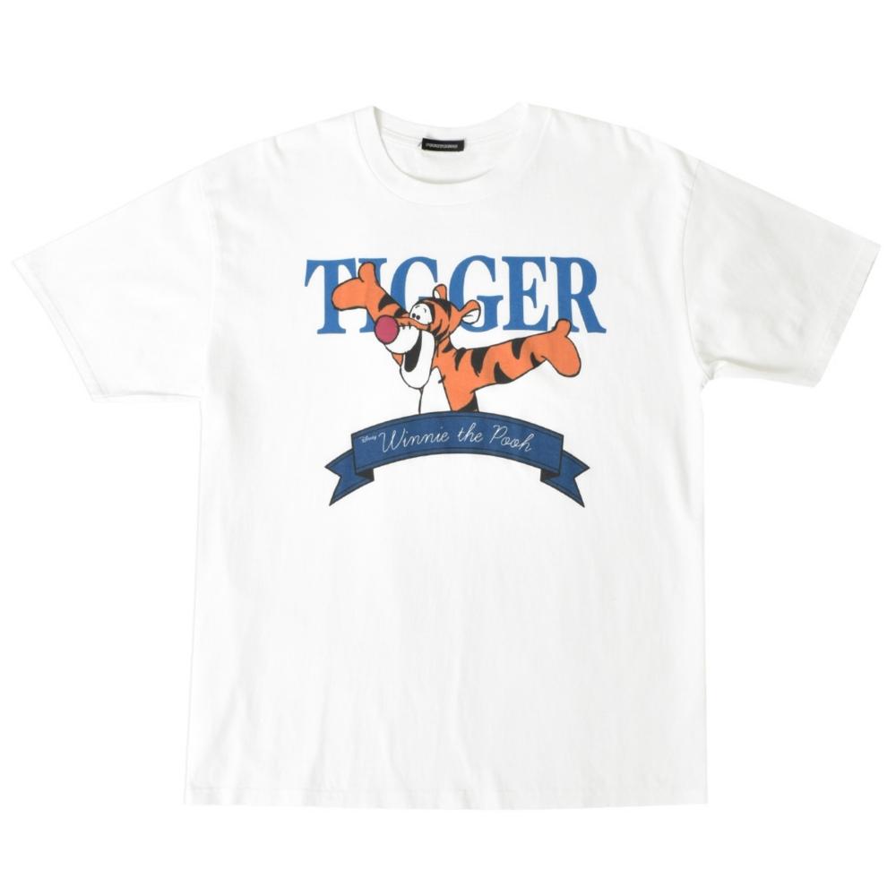 くまのプーさん/ティガー/Tシャツ