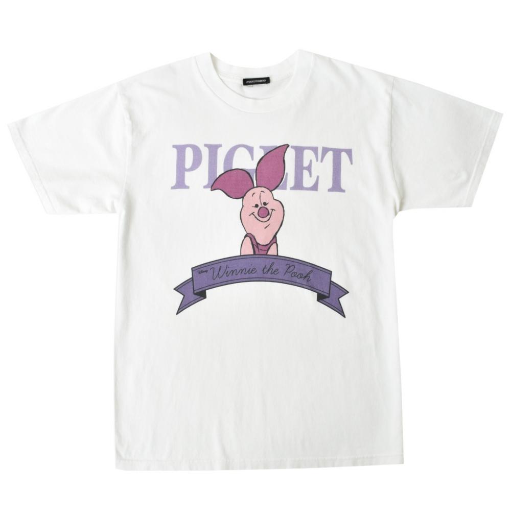 くまのプーさん/ピグレット/Tシャツ