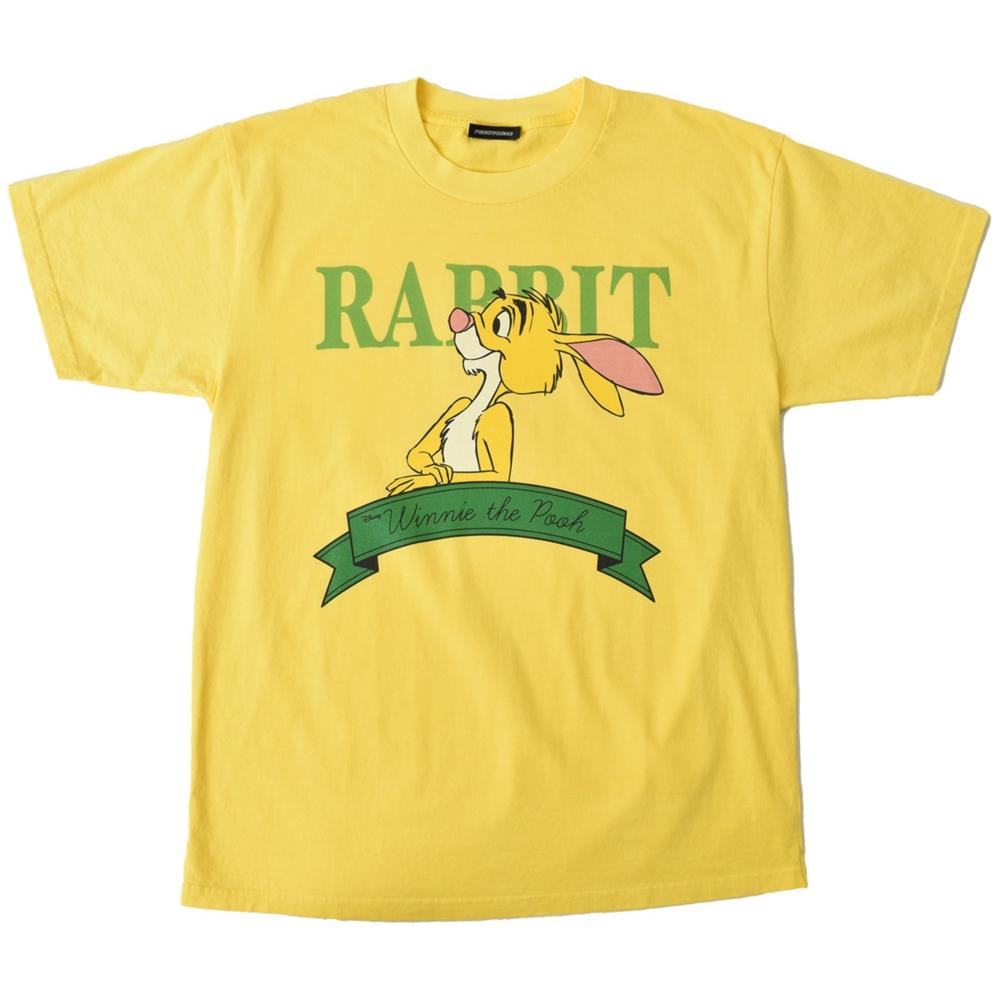 くまのプーさん/ラビット/Tシャツ