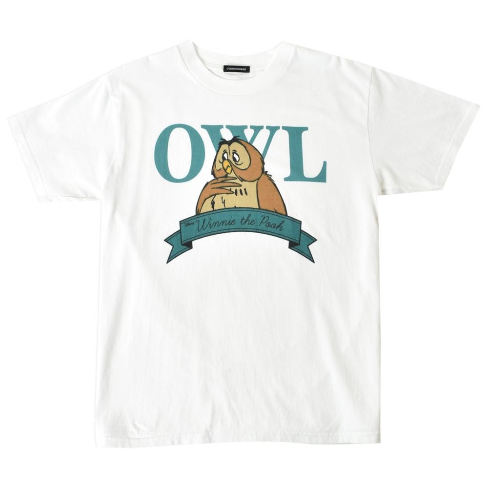 くまのプーさん/オウル/Tシャツ