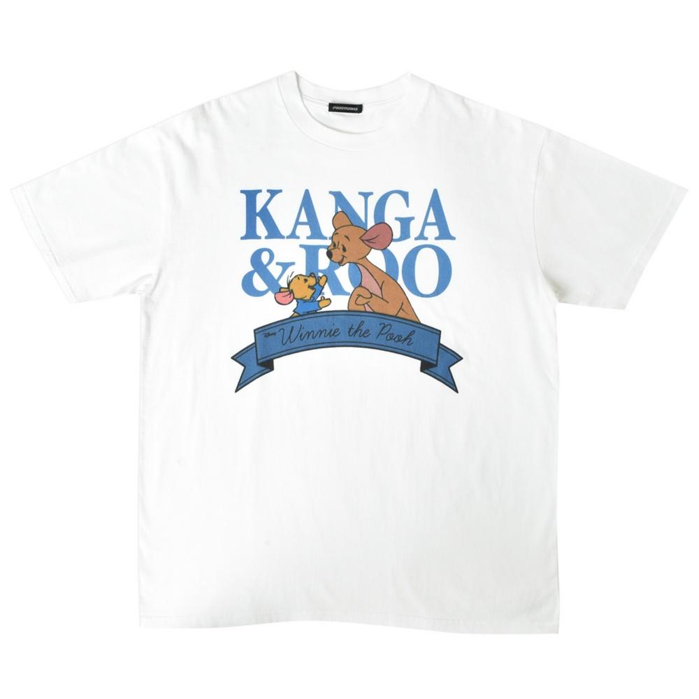 くまのプーさん/カンガ・ルー/Tシャツ