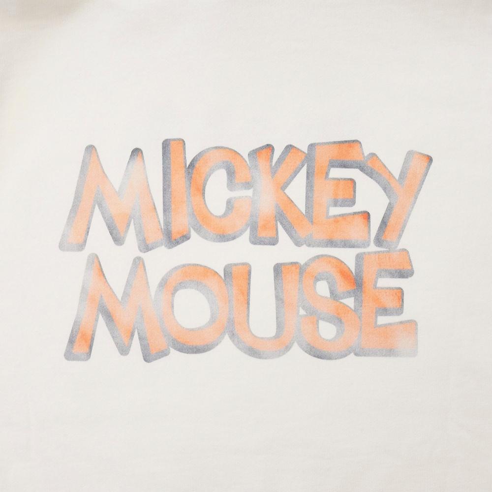 ミッキーマウス/裏毛パーカー(4GEEKs by SPIRALGIRL)