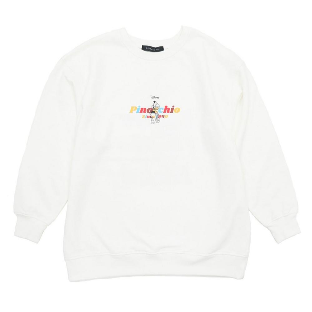 ピノキオ/裏毛プルオーバー(4GEEKs by SPIRALGIRL)