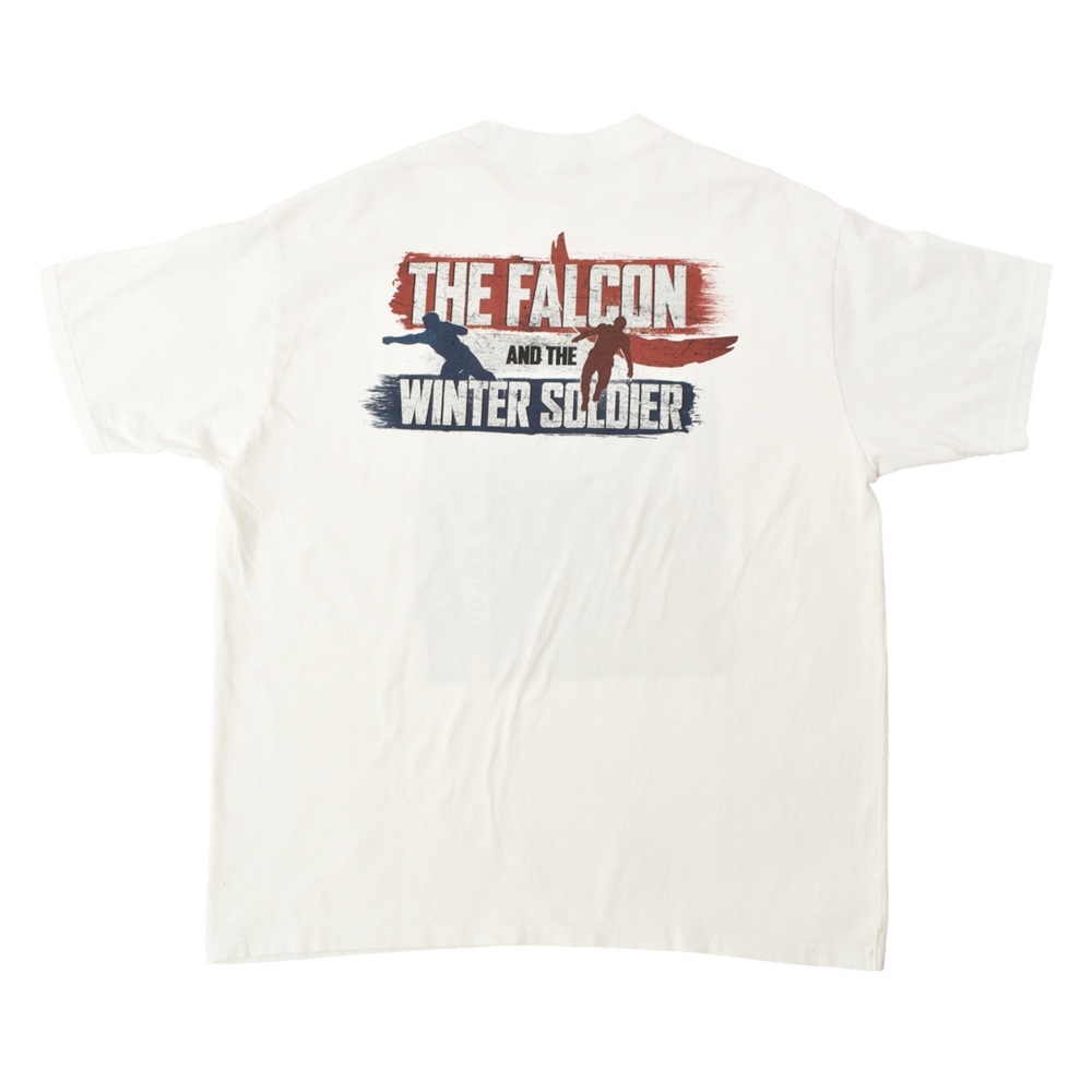 MARVEL/ファルコン&ウィンター・ソルジャー/Tシャツ(PONEYCOMB TOKYO)