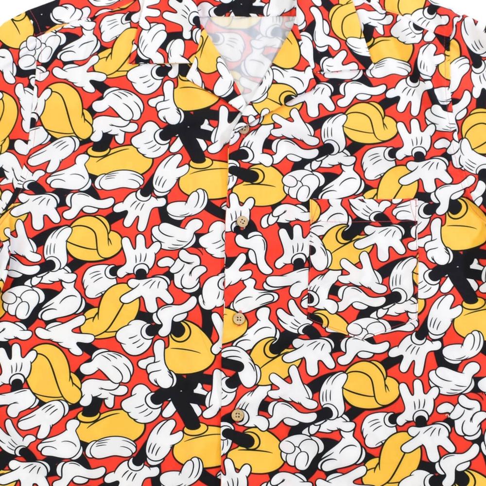 ミッキーマウス/アロハシャツ(PONEYCOMB TOKYO)