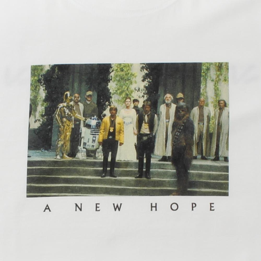 【受注商品】『スター・ウォーズ エピソード4/新たなる希望』/グラフィックT(7/54)(PONEYCOMB PLATINUM)