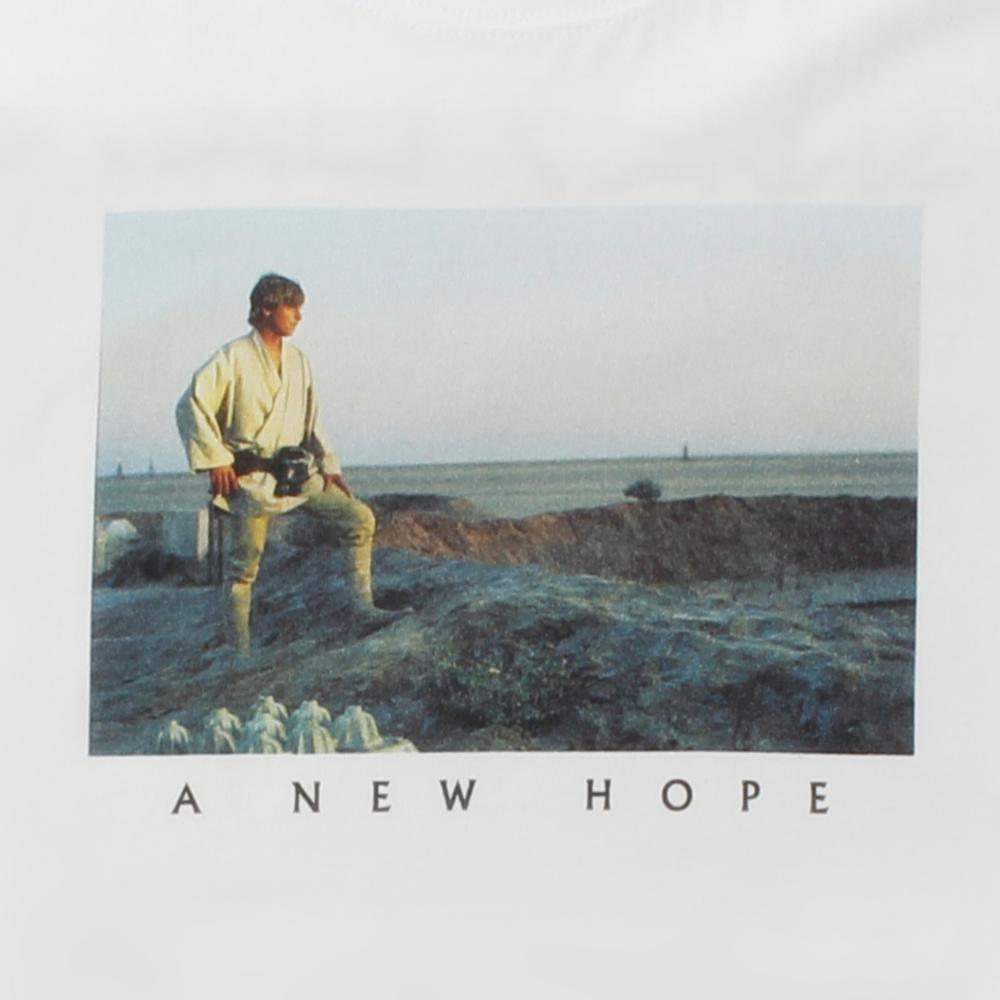 【受注商品】『スター・ウォーズ エピソード4/新たなる希望』/グラフィックT(8/54)(PONEYCOMB PLATINUM)
