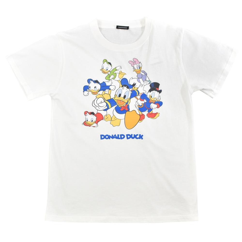 ドナルドダック/Tシャツ(PONEYCOMB TOKYO)