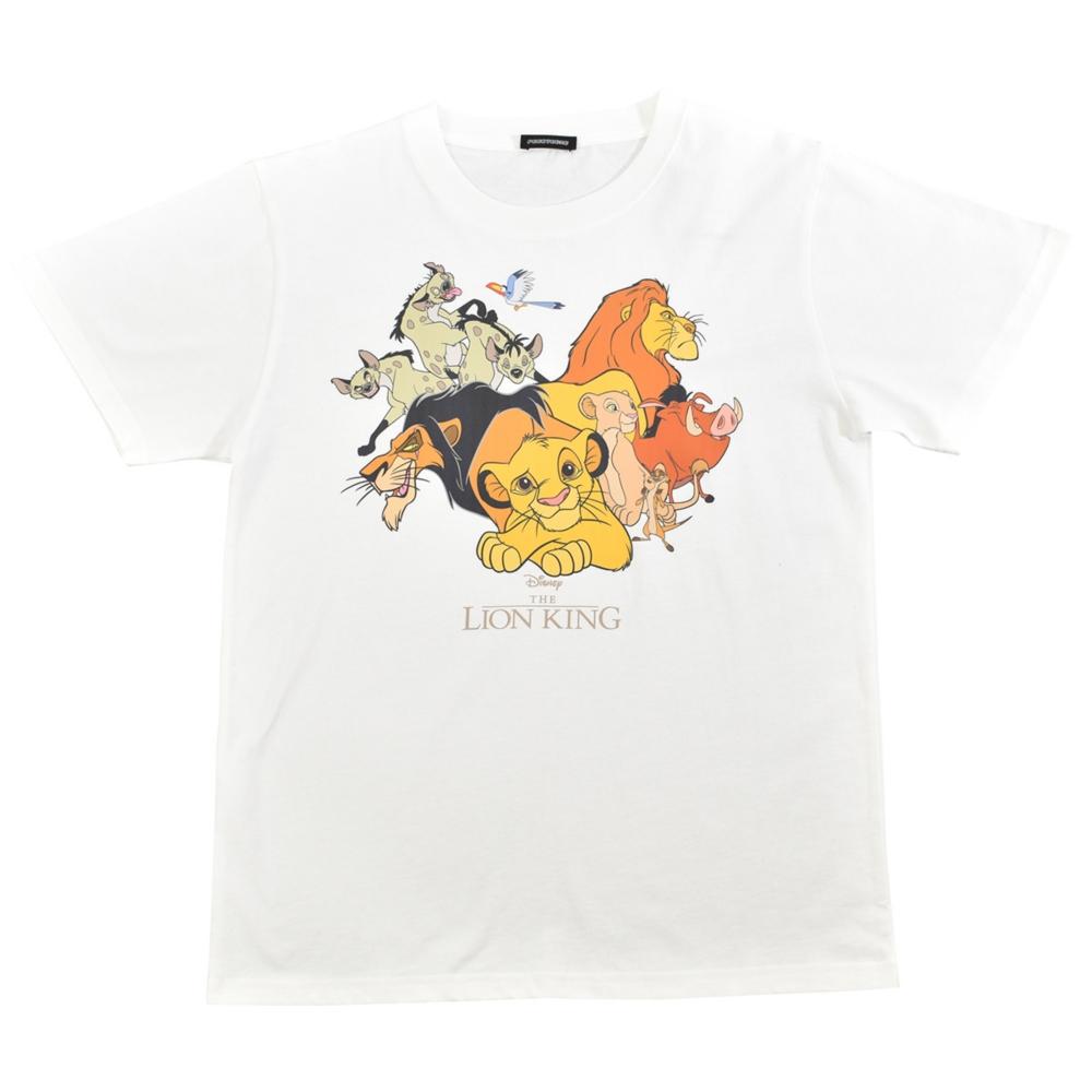 ライオン・キング/Tシャツ(PONEYCOMB TOKYO)