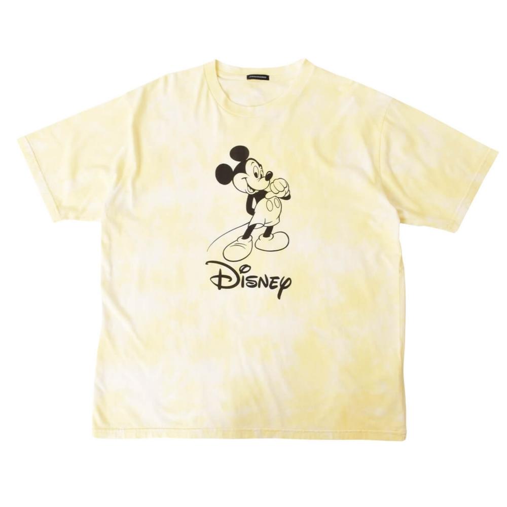 ミッキーマウス/タイダイTシャツ(PONEYCOMB TOKYO)