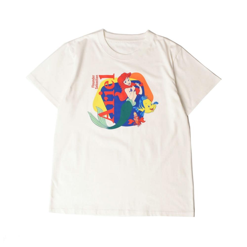 リトル・マーメイド/アリエル&セバスチャン&フランダー/Tシャツ(82comb)