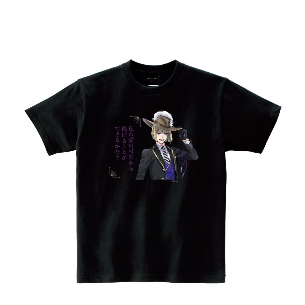 【キャラチョイ】ツイステ/ルーク&セリフ/Tシャツ