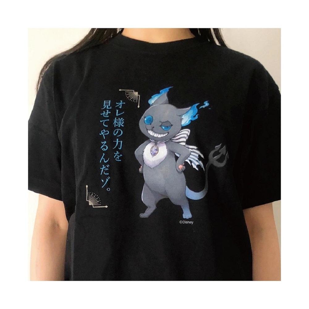 【キャラチョイ】ツイステ/グリム/セリフTシャツ(ブラック)