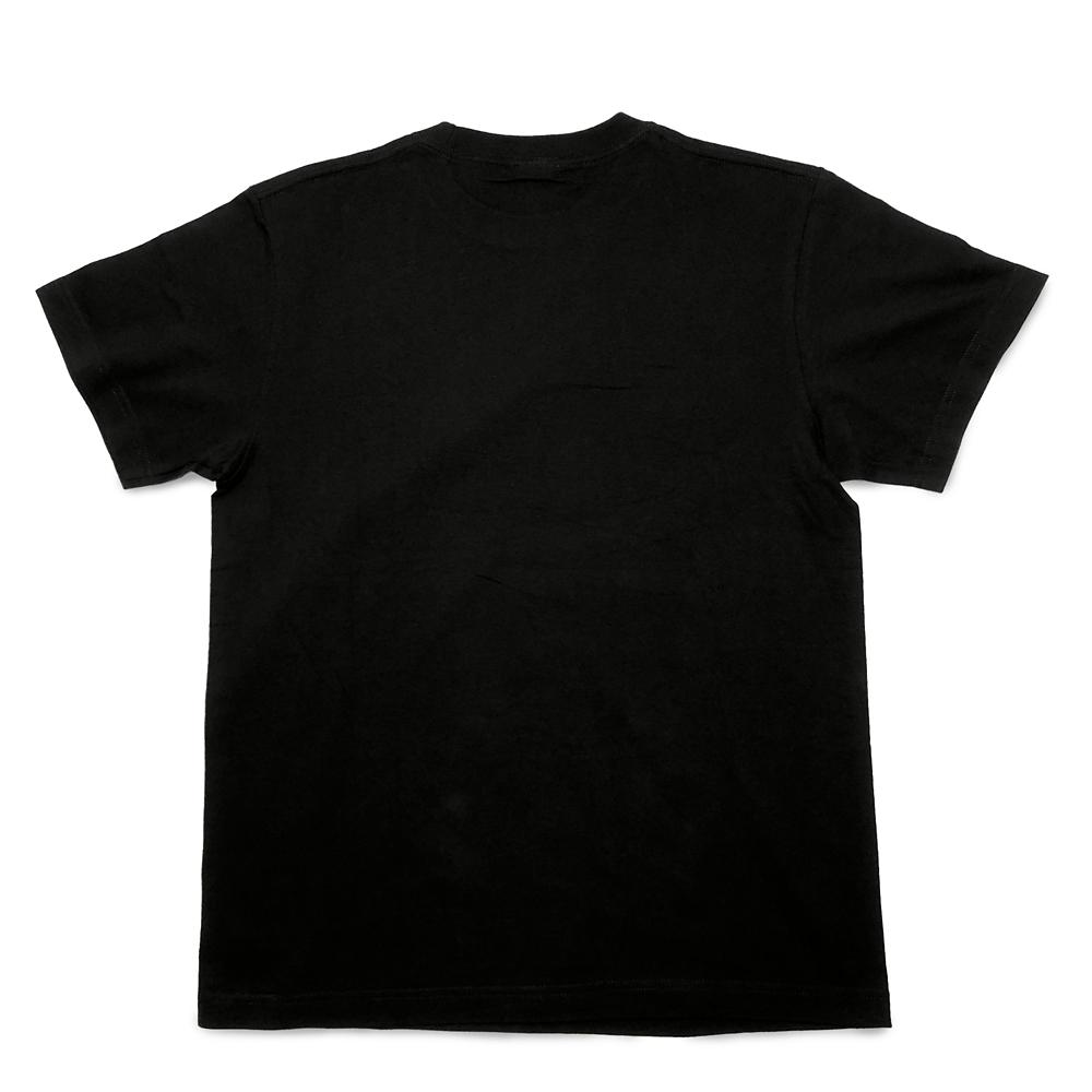 【キャラチョイ】パイレーツ・オブ・カリビアン JACK SPARROW PHOTO Tシャツ(ブラック)