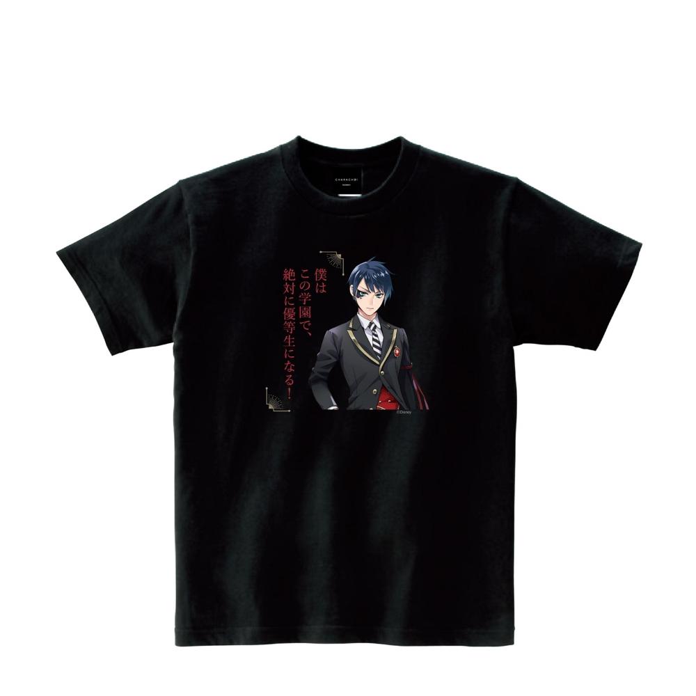 【キャラチョイ】ツイステ/デュース&セリフ/Tシャツ
