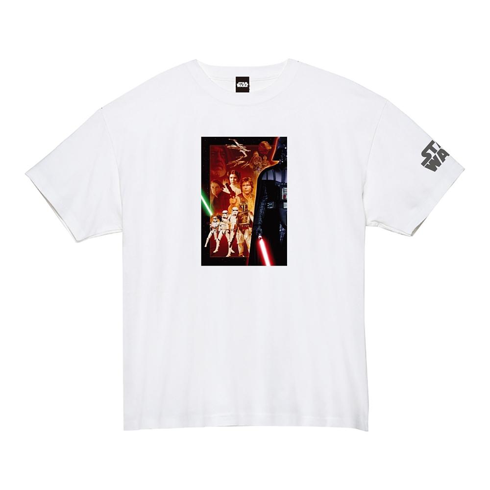蓄光ロゴTシャツ 集合