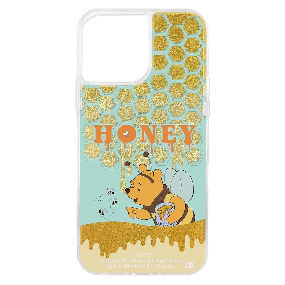『ディズニーキャラクター』/ラメ グリッターケース/HONEY【受注生産】