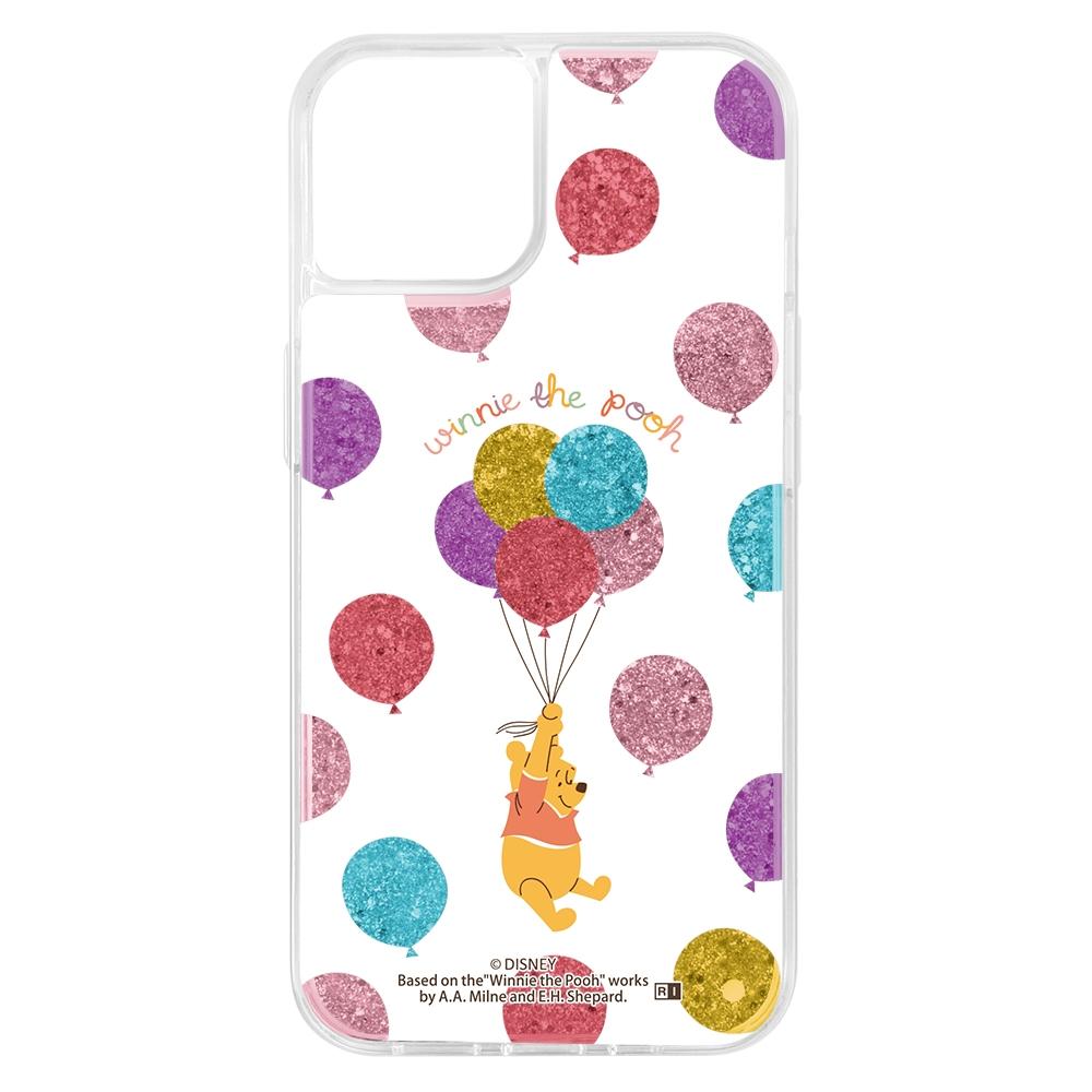 『ディズニーキャラクター』/ラメ グリッターケース/バルーン【受注生産】