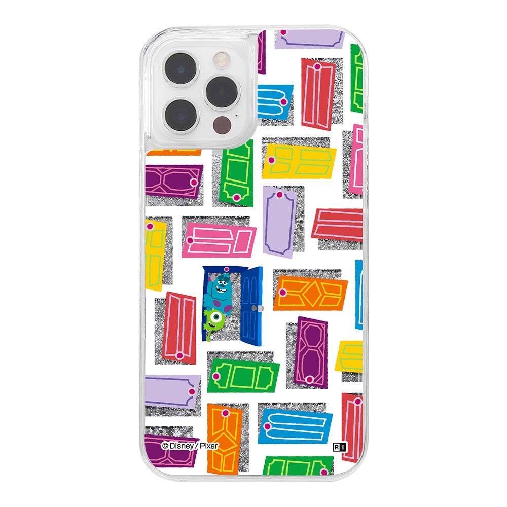 『ディズニー・ピクサーキャラクター』/ラメ グリッターケース/ドア【受注生産】