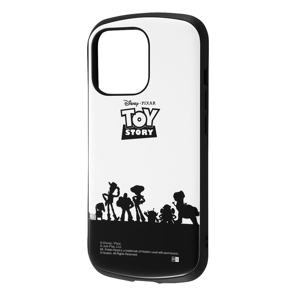 『ディズニー・ピクサーキャラクター』/耐衝撃ケース MiA/シルエット