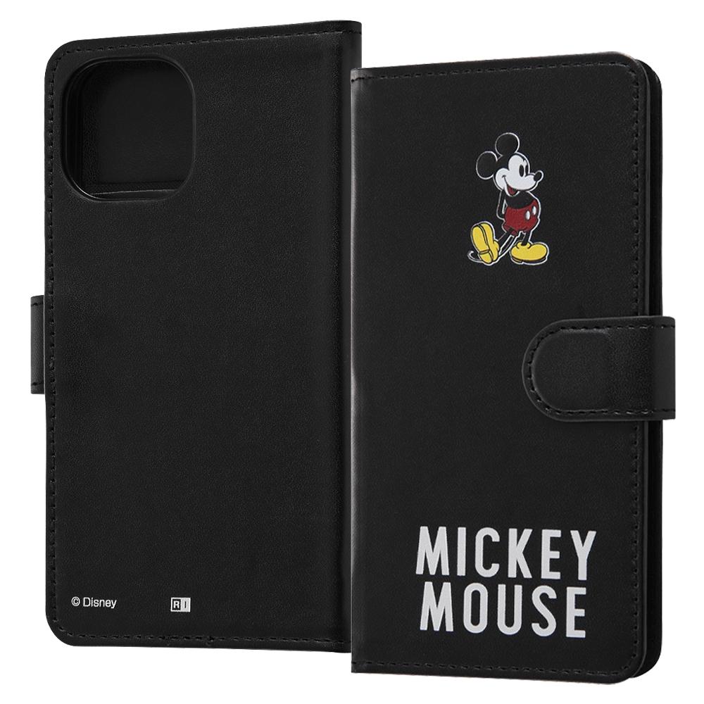 『ディズニーキャラクター』/手帳型アートケース マグネット/ミッキーマウス_025