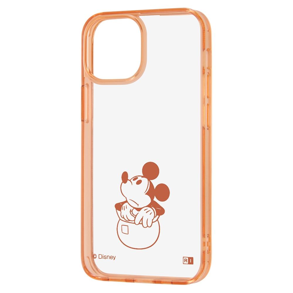 『ディズニーキャラクター』/ハイブリッドケース Charaful/ミッキーマウス