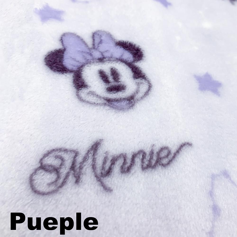 ミニー フランネルフリース長袖シャツパジャマ