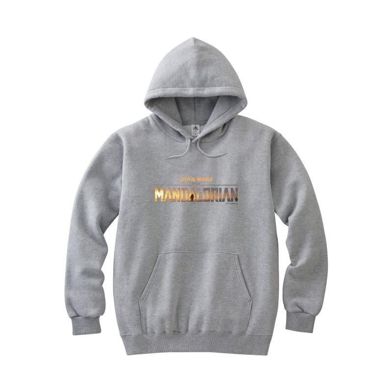 【D-Made】パーカー レディース M 『マンダロリアン』ロゴ