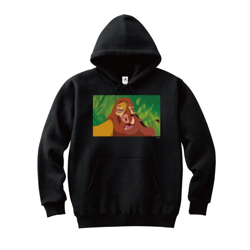 【D-Made】パーカー ライオンキング