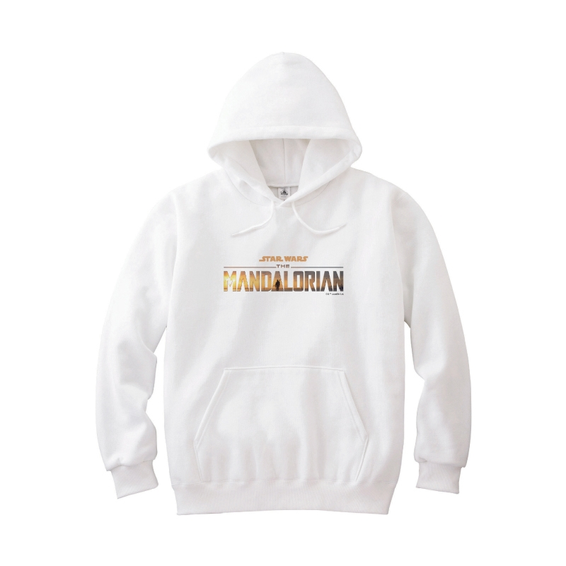 【D-Made】パーカー メンズ 『マンダロリアン』ロゴ