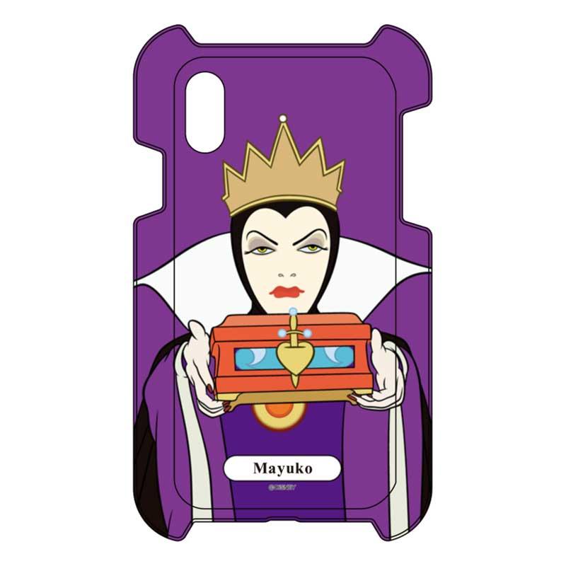 【D-Made】iPhone専用 オーダーメイド スマートフォンカバー 女王