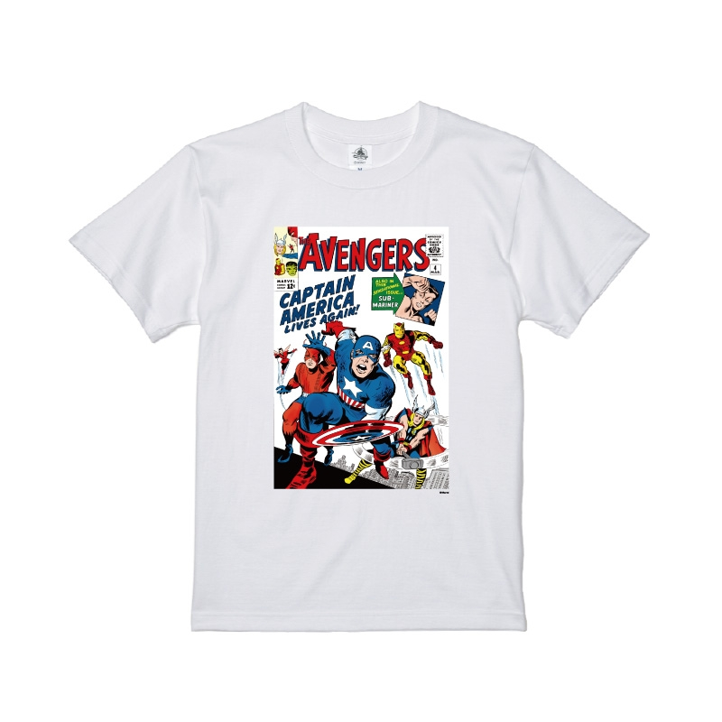 【D-Made】Tシャツ キッズ  MARVEL コミック アベンジャーズ