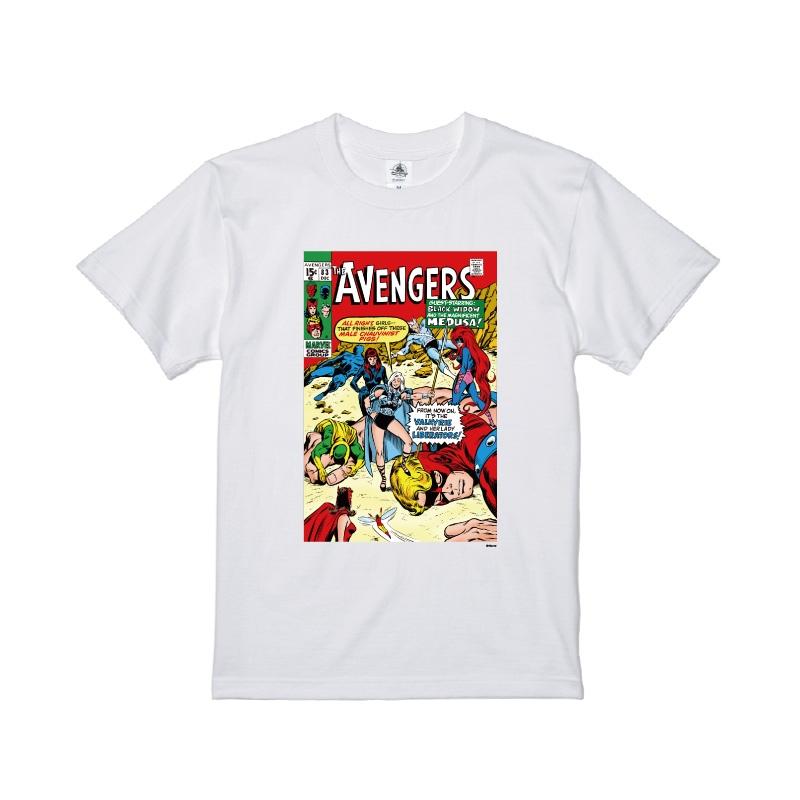 【D-Made】Tシャツ MARVEL コミック アベンジャーズ