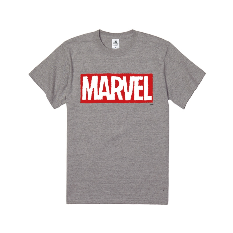 【D-Made】Tシャツ MARVEL ロゴ