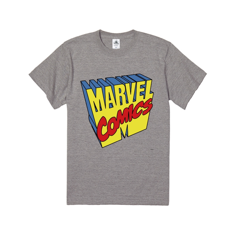 【D-Made】Tシャツ キッズ  MARVEL ロゴ