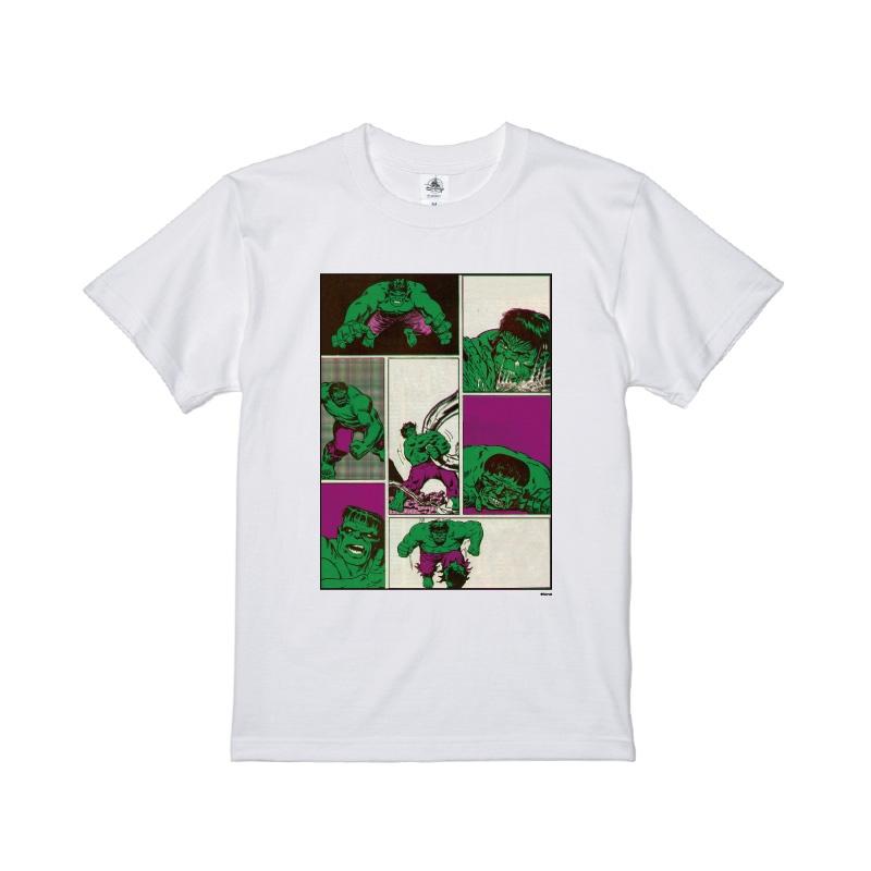 【D-Made】Tシャツ メンズ  MARVEL コミック ハルク